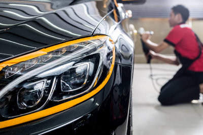 EXTERIEUR CLEANING SUV (INCL. POLIJSTEN)